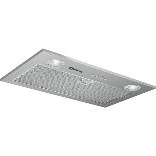 Campana Integrable Balay 3BF267EX - 52cm, 695m3/h, 4 Potencias, LED, 65dB, Acero Inox