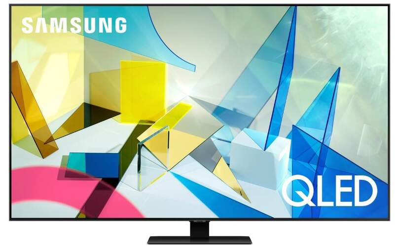 TV QLED Samsung QE75Q80T - 4K UHD, Smart TV IA, HDR1500, Full Array Premium, OTS, 4K Processor