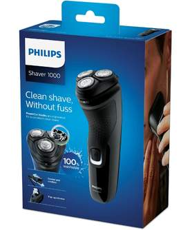AFEITA. PHILIPS S1231/41 RECARGABLE POWERTOUCH
