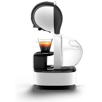 CAFET. KRUPS KP130110 DOLCE GUSTO LUMIO BLANCA