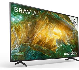 TV SONY 85%%%quot; KD85XH8096 UHD TRIL STV ANDROID X1