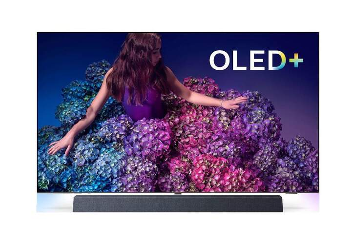 TV OLED Philips 55OLED934/12 - UHD 4K, P5, Android, Dolby Vision/Atmos, Bowers & Wilkins, Ambilight