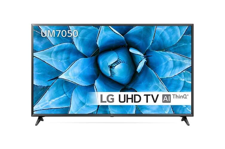 "TV LG 65"" 65UM7050PLA - UHD 4K, Smart TV, HDR10 Pro, Ultra Surround, QuadCore 10 Bits"