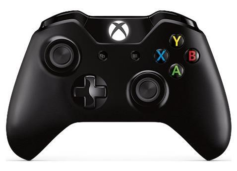 Mando XBox One - Inalámbrico, Bluetooth, Negro