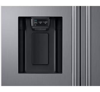 FRI. SAMSUNG RS67N8211S9 178x91,2 A   INOX DISPENS