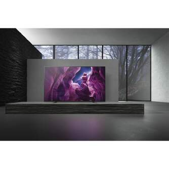 TV SONY 65%%%quot; KD65A8 UHD OLED ANDROID X1EXTREME ACO