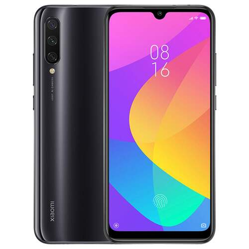"Xiaomi Mi A3 64GB Gris - 6.08"" AMOLED, 2.0 GHz, RAM 4GB, Triple cam 48/8/2MPx, 4030 mAh"