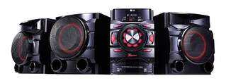 Cadena de música LG CM4560 - 700W, Bluetooth, Auto DJ, Multi Jukebox, Wireless Party Link