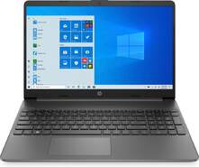 "Portátil HP Laptop 15s-fq1038ns - 15.6"", i5-1035G1 3.6GHz, 8GB, SSD 256GB, Intel UHD, W10"