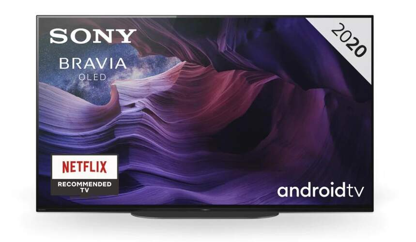 TV OLED Sony KD48A9BAEP - 4K, A9, X1 Ultimate, Android TV, Dolby Vision/Atmos, Triluminos, HDR
