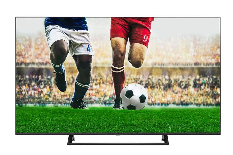 TV 4K Hisense 55A7300F - UHD, Smart TV, Dolby Vision, Ultra Dimming, PCI1500, Sport&Game Mode