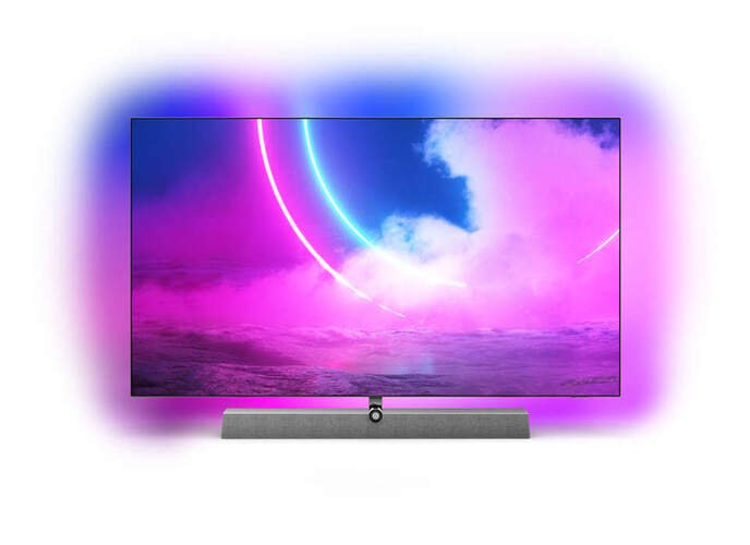 TV OLED Philips 48OLED935/12 - UHD 4K, P5 AI, Android, Ambilight, Dolby Vision/Atmos, BowersWilkins
