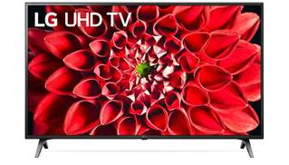 "TV LG 43"" 43UN711C0ZB - UHD 4K, Smart TV WebOS 5, HDR10 Pro, QuadCore"