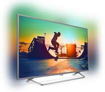 "Etiqueta: Televisión Philips 50"" 50PUS6272 - Ultra HD 4K, Smart TV, HDR Plus, Ambilight, Wi-Fi"