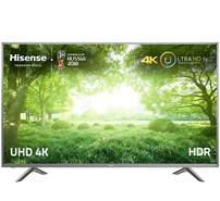 "Etiqueta: Televisión Hisense 49"" 49N5700 - Ultra HD 4K, HDR, Smart TV, Wifi, USB Multimedia, 1200 Hz"