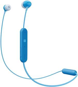 AURICULARES SONY WIC300L BLUETOOTH BLUE