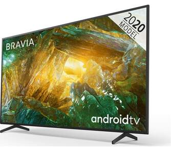 TV SONY 65%%%quot; KD65XH8096 UHD TRIL STV ANDROID X1