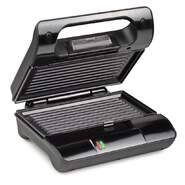 Grill Princess 117000 - 700W, Superficie 23x13cm, Antiadherente