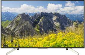 """Televisión Sony 49"""" KD49XF7596 - Ultra HD 4K X-Reality PRO, HDR10 HLG, MotionFlow XR, ClearAudio+"""