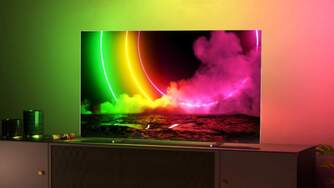 TV PHILIPS 55%%%quot; 55OLED705 UHD OLED ANDROID AMBIL P5