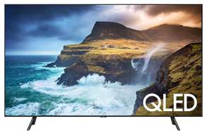 "Televisor QLED Samsung 55"" QE55Q70R - UHD 4K, IA, Smart TV Bixby, HDR10+, 3300PQI, Direct Full Array"