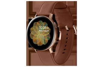 SMARTWATCH SAMSUNG ACTIVE 2 44MM R. GOLD STAINLESS