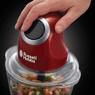 PICAD. RUSSELL HOBBS 24660-56 200W ROJA