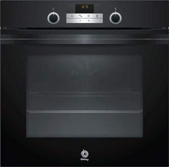 HORNO BALAY 3HB5358N0 TOUCH CRISTAL NEGRO