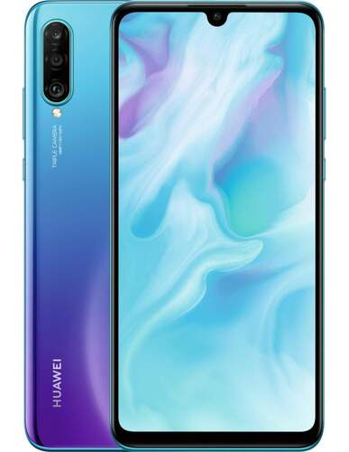 """Huawei P30 Lite 128GB Azul - 6.15"""", RAM 4GB, OctaCore 2.2 GHz, Triple Cam 48+8+2 Mpx, Android 9"""
