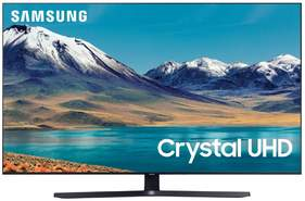 "TV Samsung 43"" UE43TU8505 - Crystal UHD 4K, Smart TV, Dual LED, 4k Processor, 2800PQI, HDR10+"