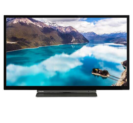 "TV Toshiba 32"" 32WL3A63DG - HD, Smart TV, HBB TV 1.5, Modo Juego y Deportes, WiFi"