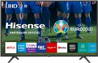 "TV 4K Hisense 50"" 50B7100 - UHD, Smart TV Vidaa U 3.0, HDR10, HLG, DTS Studio Sound, Clean View"