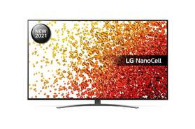 TV LG NanoCell 55NANO916PA - 4K, Full Array, SmartTV webOS 6.0, A7 Gen4 IA, HDR Dolby Vision/Atmos