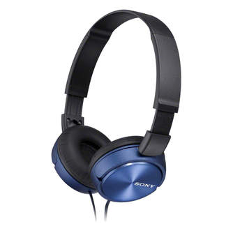 AURICULARES SONY MDRZX310APL MICRO AZUL