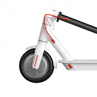 PATINETE ELECTRICO XIAOMI MI SCOOTER 365 WHITE