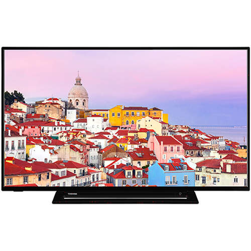 TV 4K Toshiba 43UL3063DG - UHD, Smart TV, Dolby Vision HDR, HDR10, DTS, Tru Micro Dimming