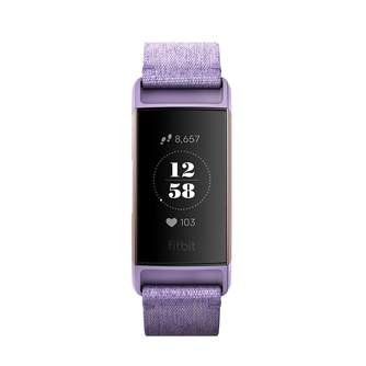 PULSERA FITBIT CHARGE 3 SE LAVENDER WOVEN