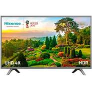 "Etiqueta: Televisión Hisense 55"" 55N5700 - Ultra HD 4K, HDR, Smart TV, Wifi, USB Multimedia, 1200 Hz"