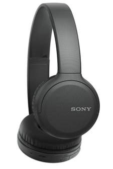 AURICULARES SONY WHCH510B BLUETOOTH BLACK