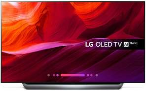 "Televisor LG OLED 55"" 55C8PLA - UHD 4K, A9, Smart TV WebOS 4.0, HDRx5, ThinQ, Dolby Vision/Atmos"