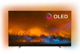 "TV Philips 65"" 65OLED804/12 - UHD 4K, Android TV, P5 Pro, Ambilight, Dolby Vision/Atmos, HDR10+ HLG"