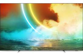 TV Philips 55OLED705/12 - 4K, Smart TV Android, Ambilitght, P5, Dolby Vision/Atmos, Micro Dimming
