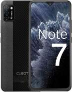 """Cubot Note 7 Negro - 5.5"""", QuadCore 1.3GHz, 2/16GB, 4G, 13Mpx, Dual SIM, Android 10GO, 3100mAh"""