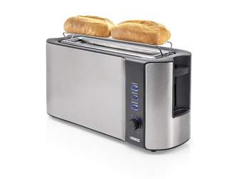 TOST. PRINCESS 142353 1R LARGA INOX 1000W